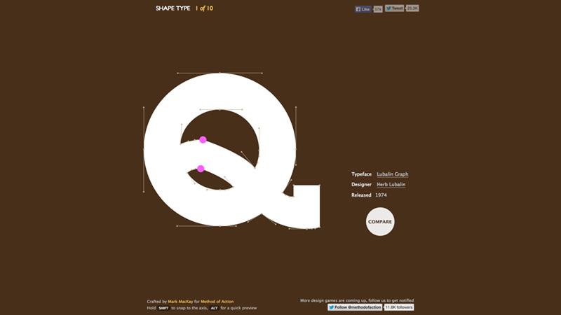 Graafinen.com - Pelit - Shape Type