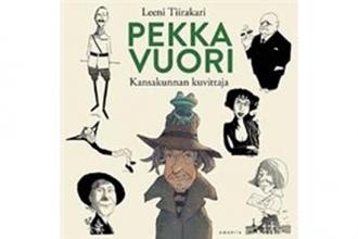 Kansakunnan Kuvittaja - Pekka Vuori