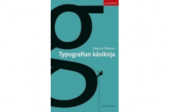 Typografian käsikirja - Markus Itkonen